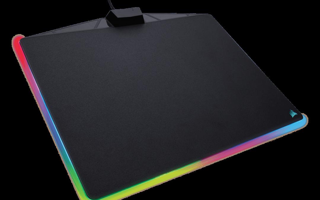 Corsair MM800 RGB Polaris Mouse Pad: Flashy Lights