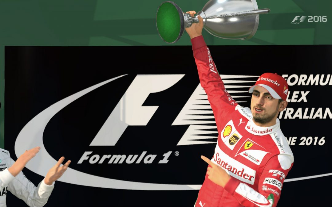 F1 2016: Racing Seriously