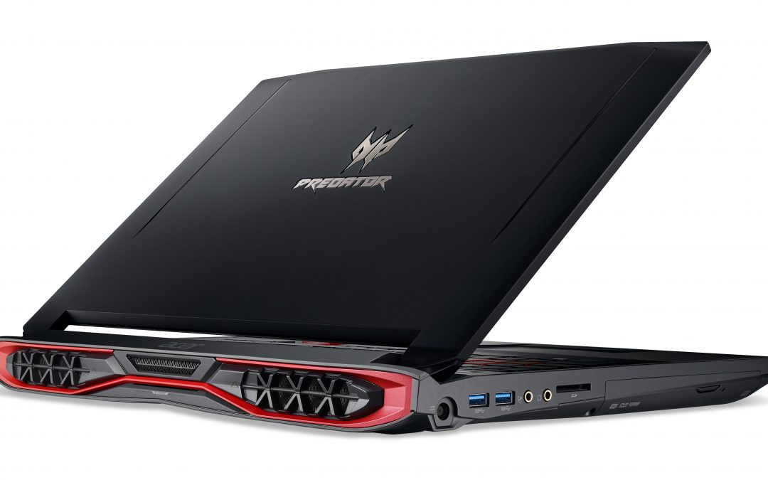 Acer Predator 15: Gaming on the Go