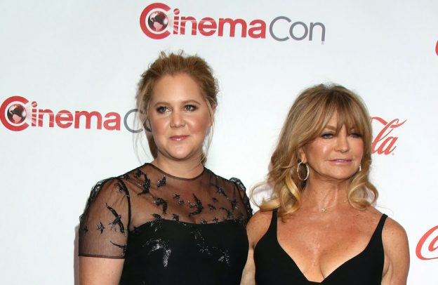 Amy Schumer and Goldie Hawn