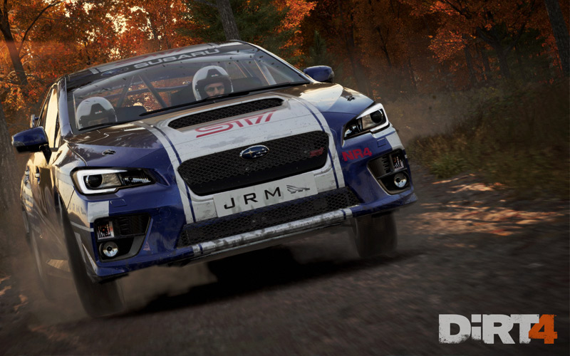 DiRT 4 Game Director Paul Jeal Talks New Game Features