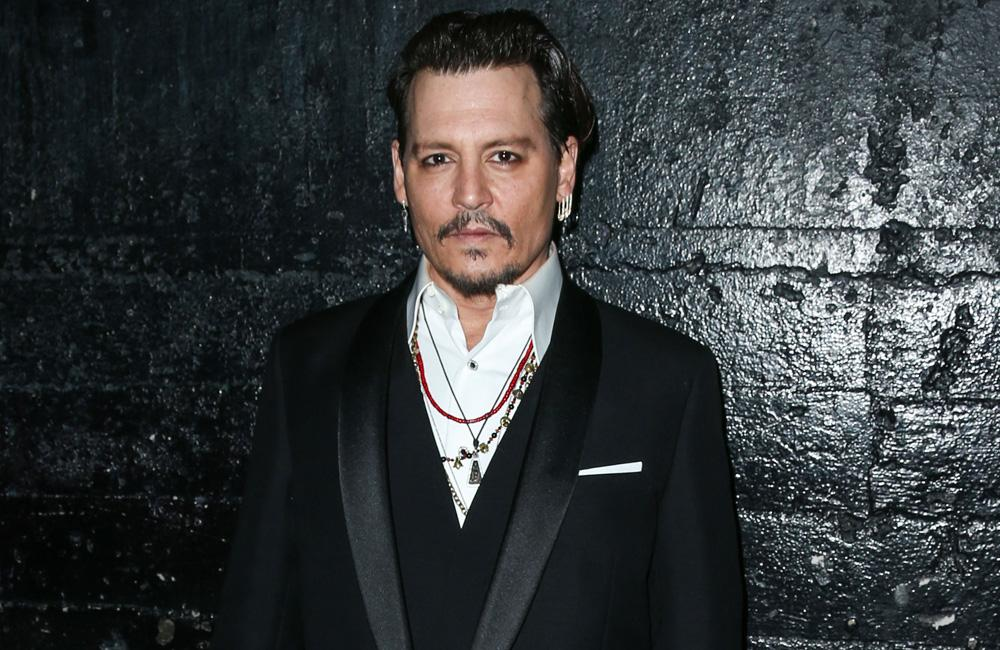 Johnny Depp Set to Star in 'King of the Jungle'