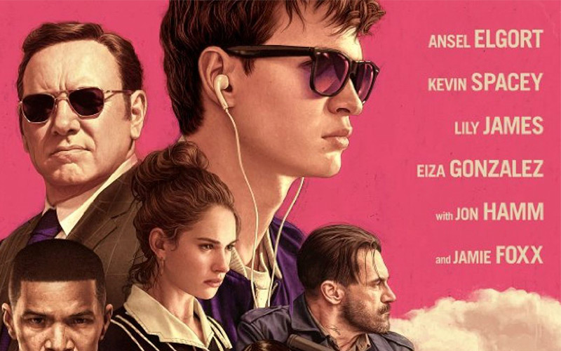 Baby Driver Contest: Win A Baby Driver Poster!