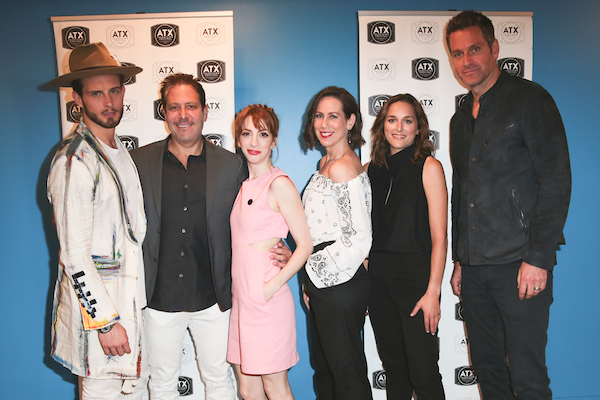 'Younger' Cast and Creator Talk Season 4, Love Triangles and More!