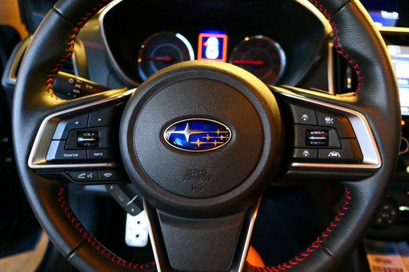 2017 Subaru Impreza 2.0i Sport: Interior