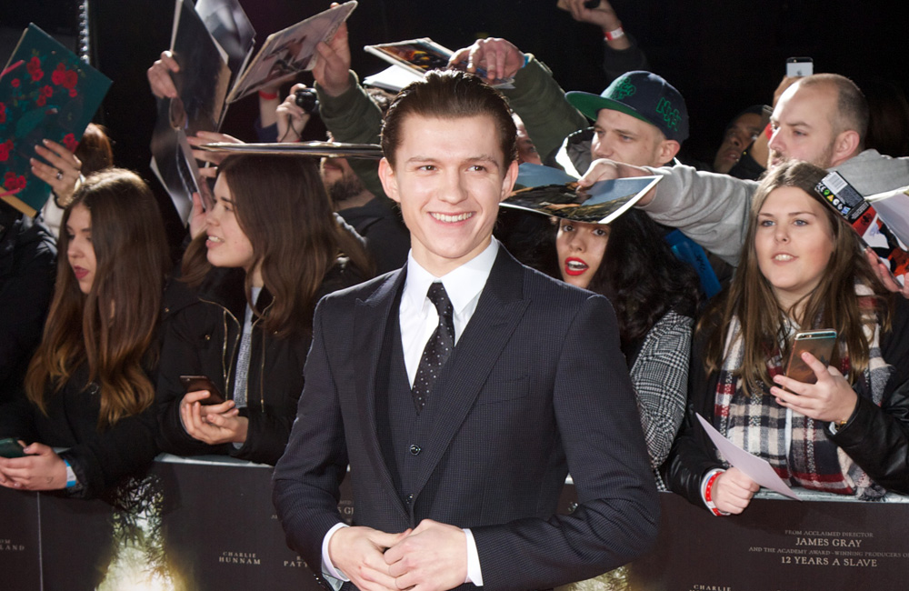 Tom Holland Hired Best Friend as Assistant to Stay Real
