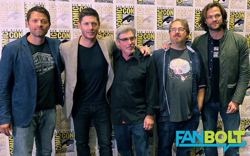 Supernatural Cast - When Will the Supernatural finale air?
