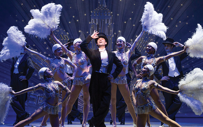 An American in Paris Review: The Perfect Date Night Musical