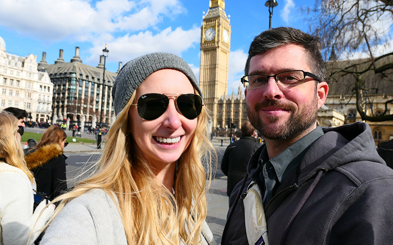 Geek Travel: A 24-Hour Sightseeing Trip in London