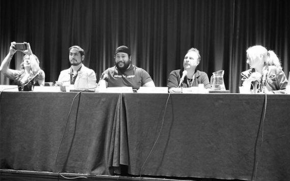 Dragon Con The Walking Dead Panel