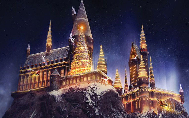 Looking for a Geeky Holiday Destination? Universal Orlando Has You Covered!