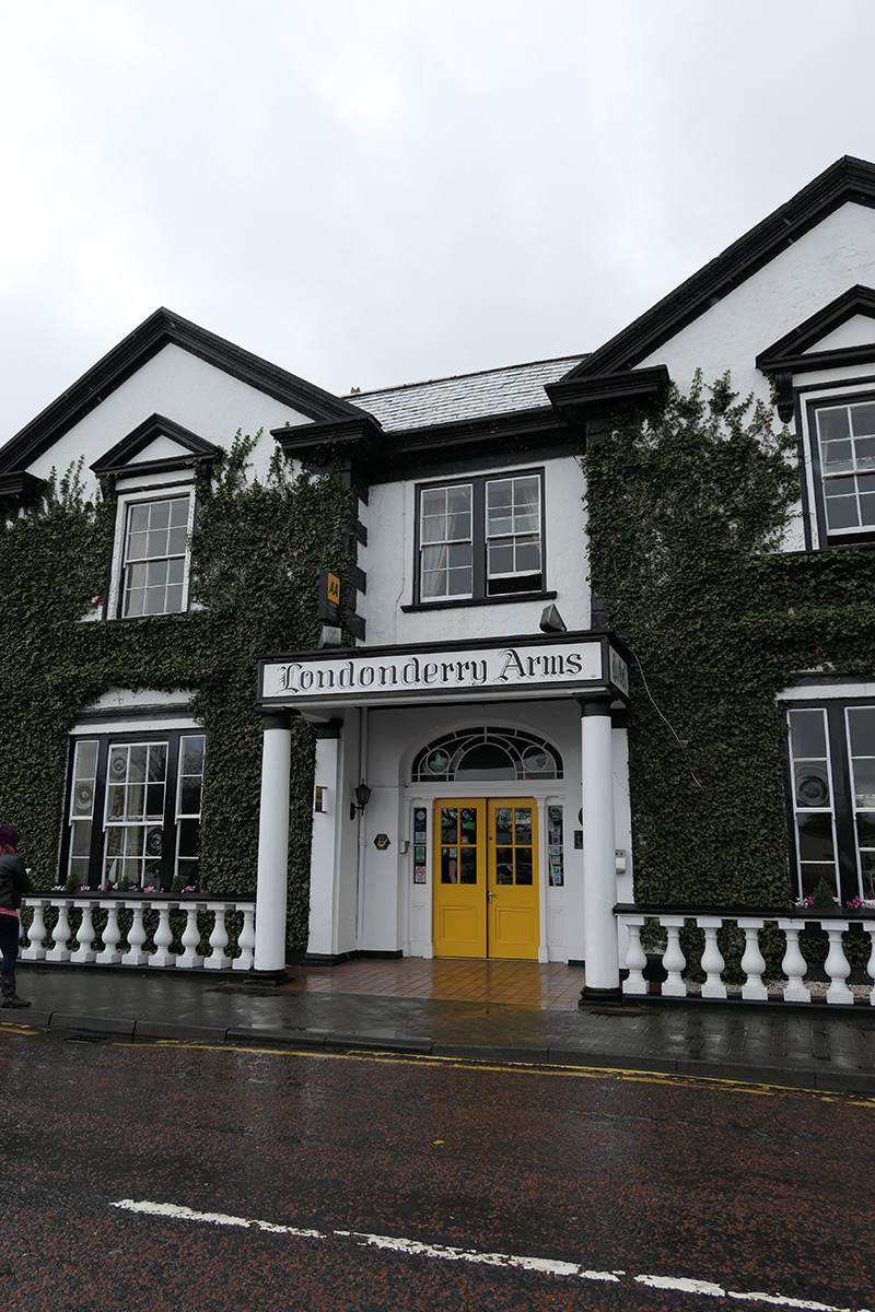 The Londonderry Arms Hotel