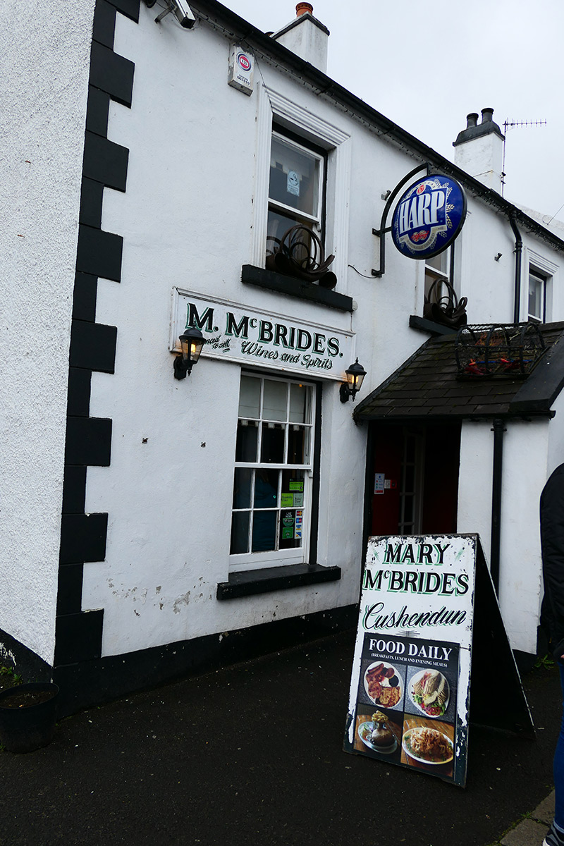 Game of Thrones Filming Location in Northern Ireland: Mary McBrides Pub