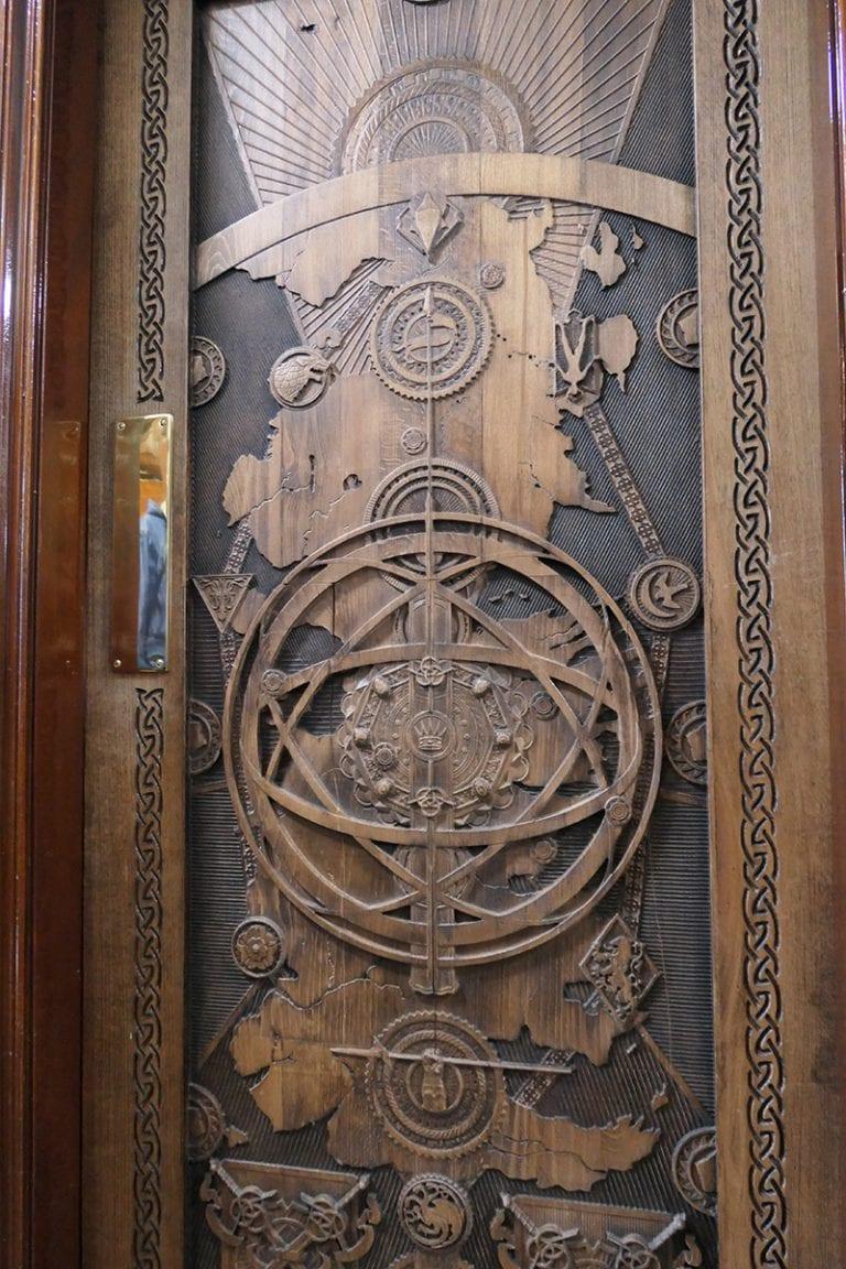 Game of Thrones Door 1: The Cuan