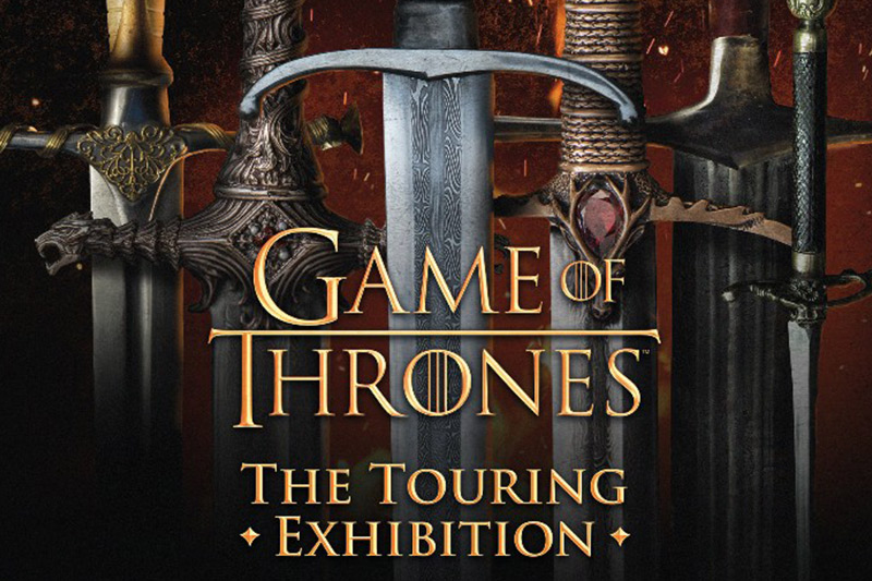 'Game of Thrones' The Touring Exhibition Debuts in Spain