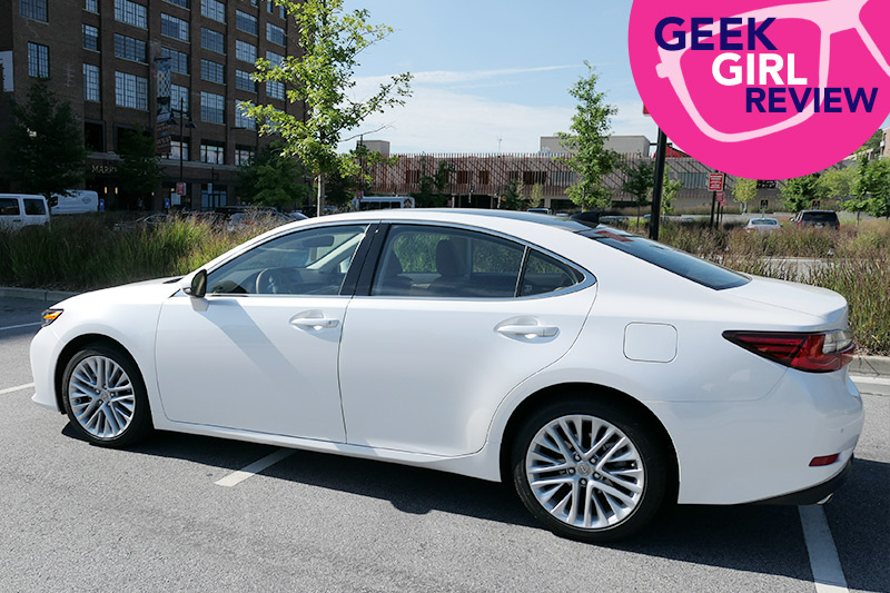 Geek Girl Review 2017 Lexus Es 350 Fanbolt
