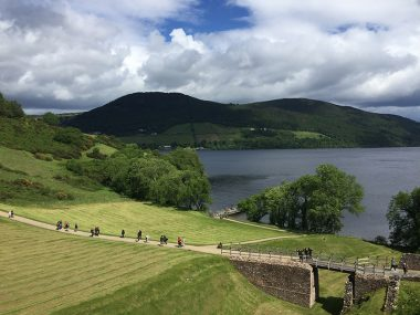 Geek Girl Travel: Inverness, Scotland / Urquhart Castle