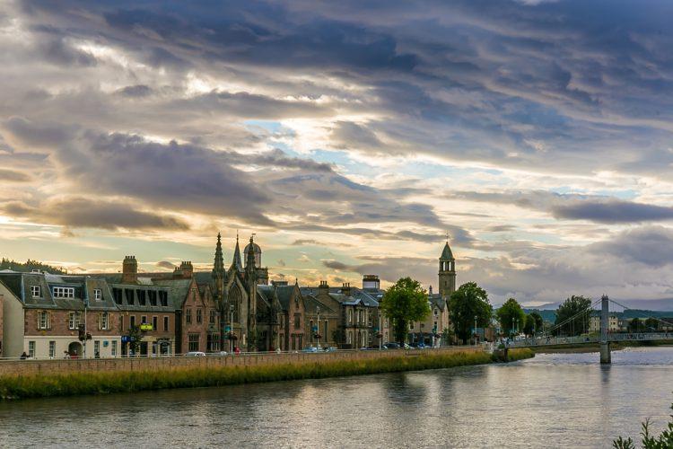 Geek Girl Travel: Inverness, Scotland