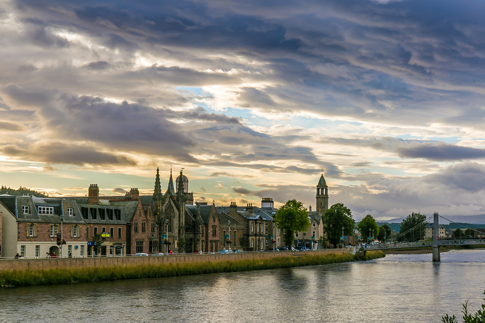 Geek Girl Travel: Inverness, Scotland