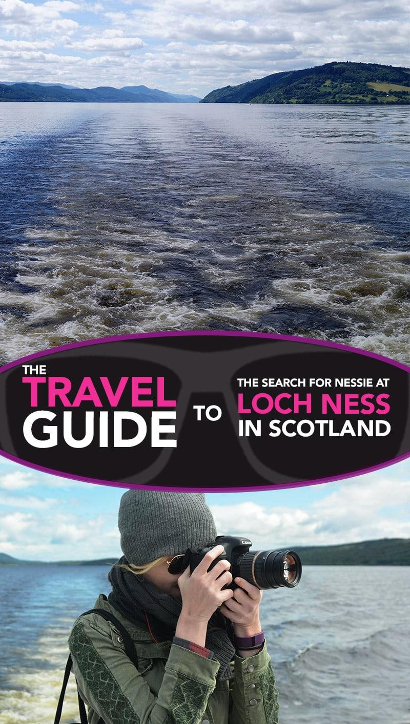 Geek Girl Travel: Loch Ness Travel Guide
