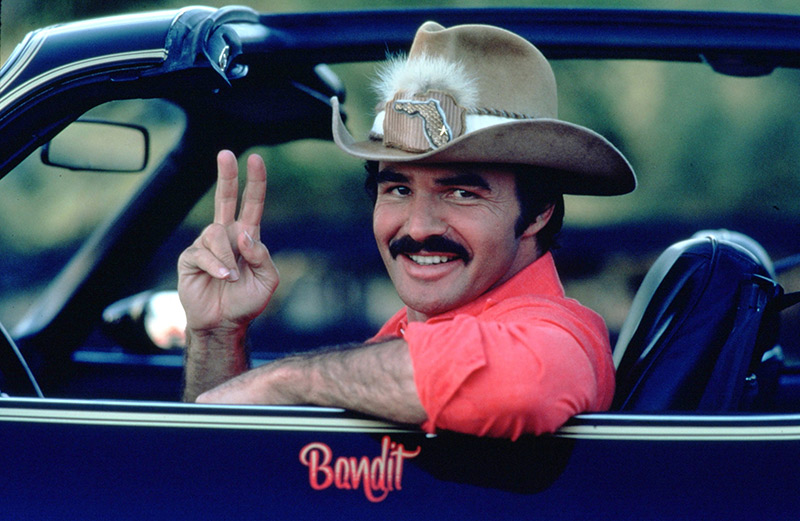 RIFF Announces Special Guest Burt Reynolds and 'Smokey and the Bandit'