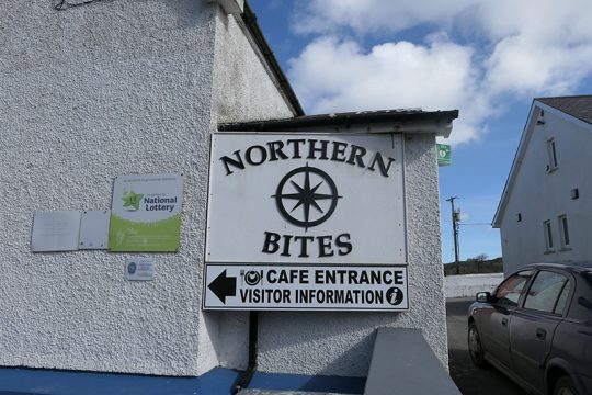 Northern Bites in Malin Head