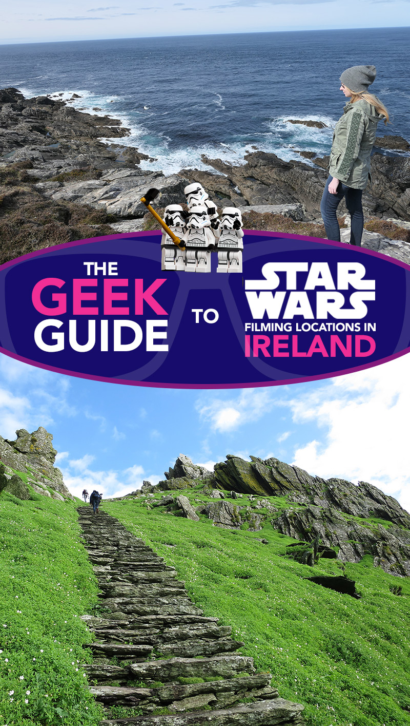 Star Wars Filming Locations in Ireland