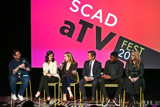 CW Dynasty - SCAD a TVfest 2018