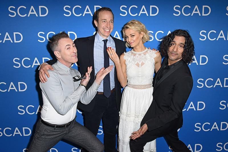 Zach Braff, Alan Cumming, Cast of 'Black Lightning' and More Attend 2018 SCAD aTVfest