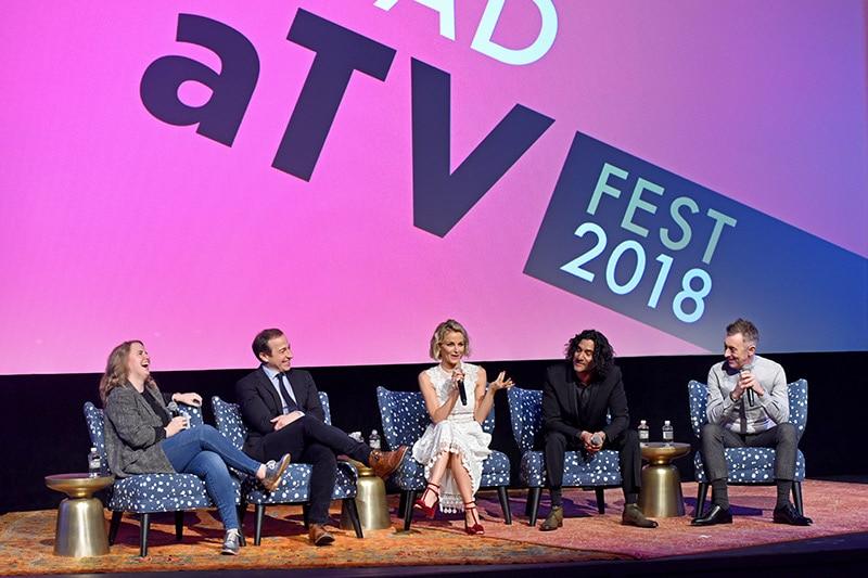 CBS Instinct at SCAD aTVfest 2018