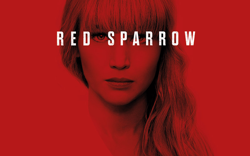 Jennifer Lawrence's Upcoming Spy Thriller 'Red Sparrow' Has a New Trailer!
