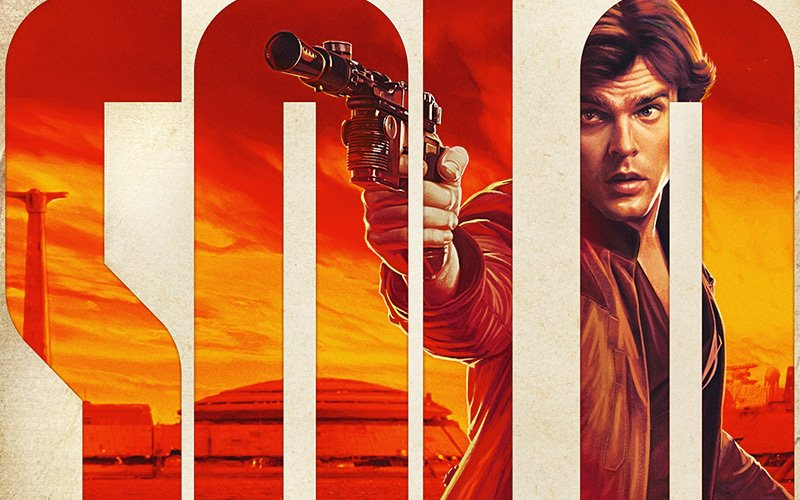 Disney Releases First 'Solo: A Star Wars Story' Trailer