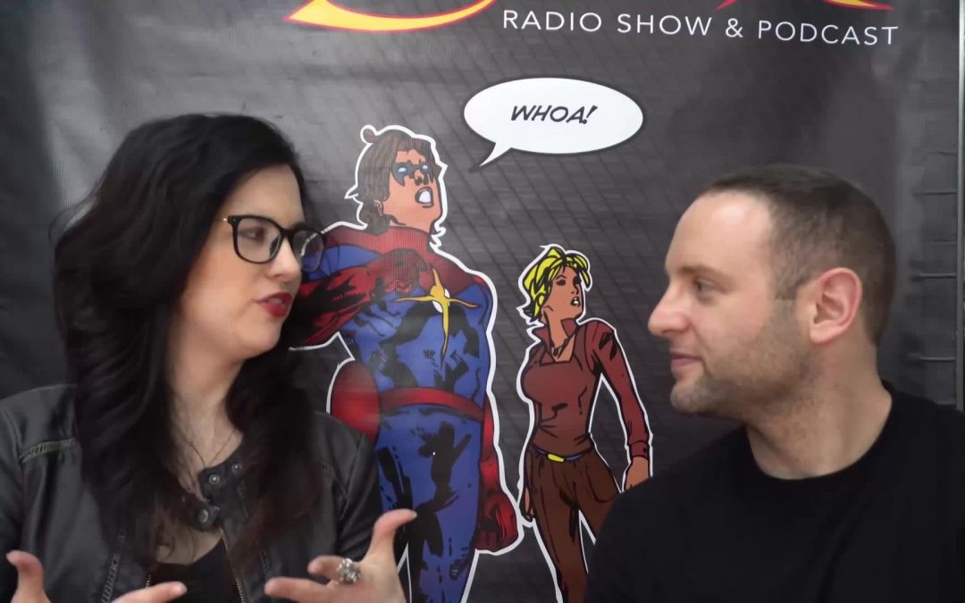 Meet Mainstream's Michael Dolce: Comic Book Writer, Graphic Novelist and Podcaster