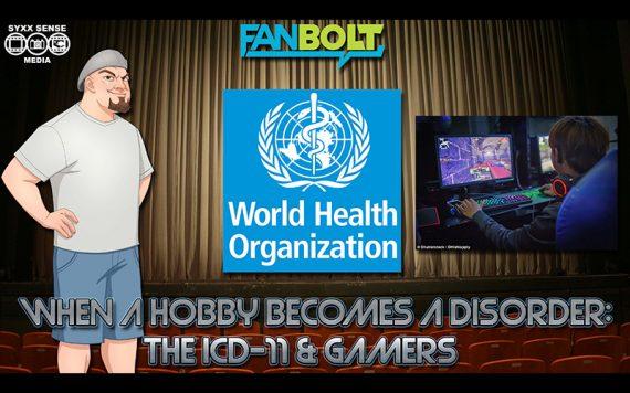 Gaming - Disorder