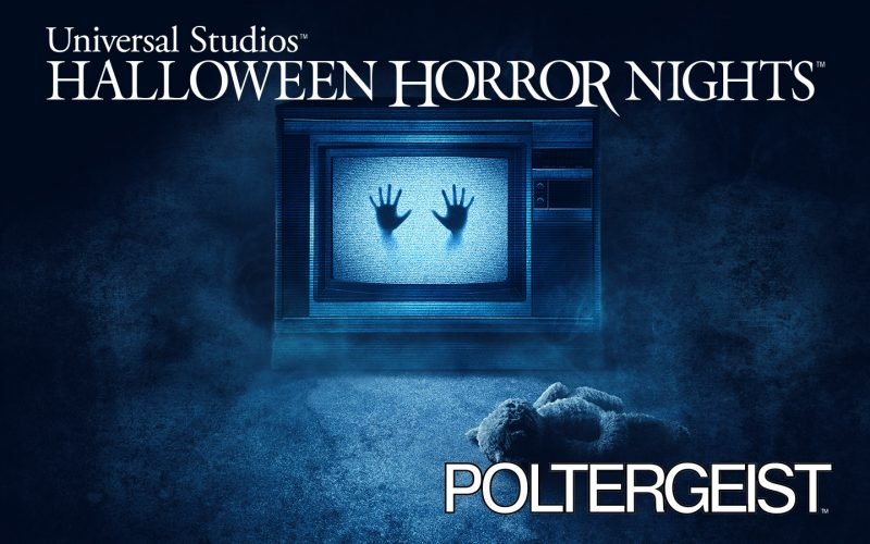 Halloween Horror Nights Poltergeist