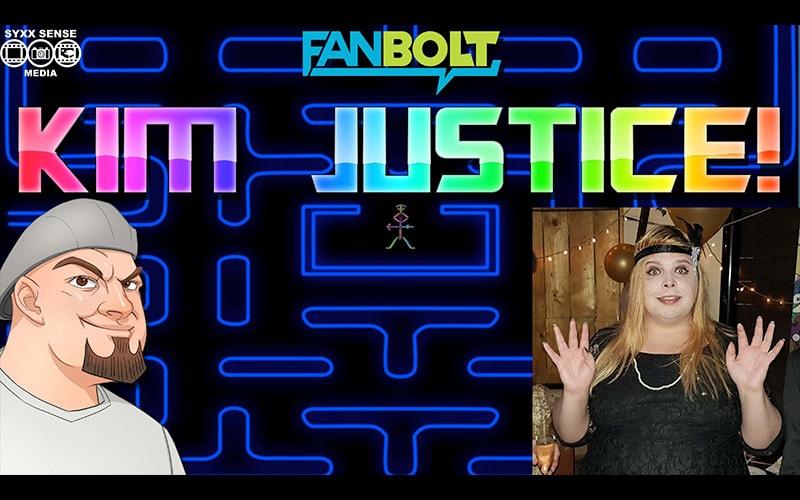 Kim Justice Talks Retro Gaming and Representation
