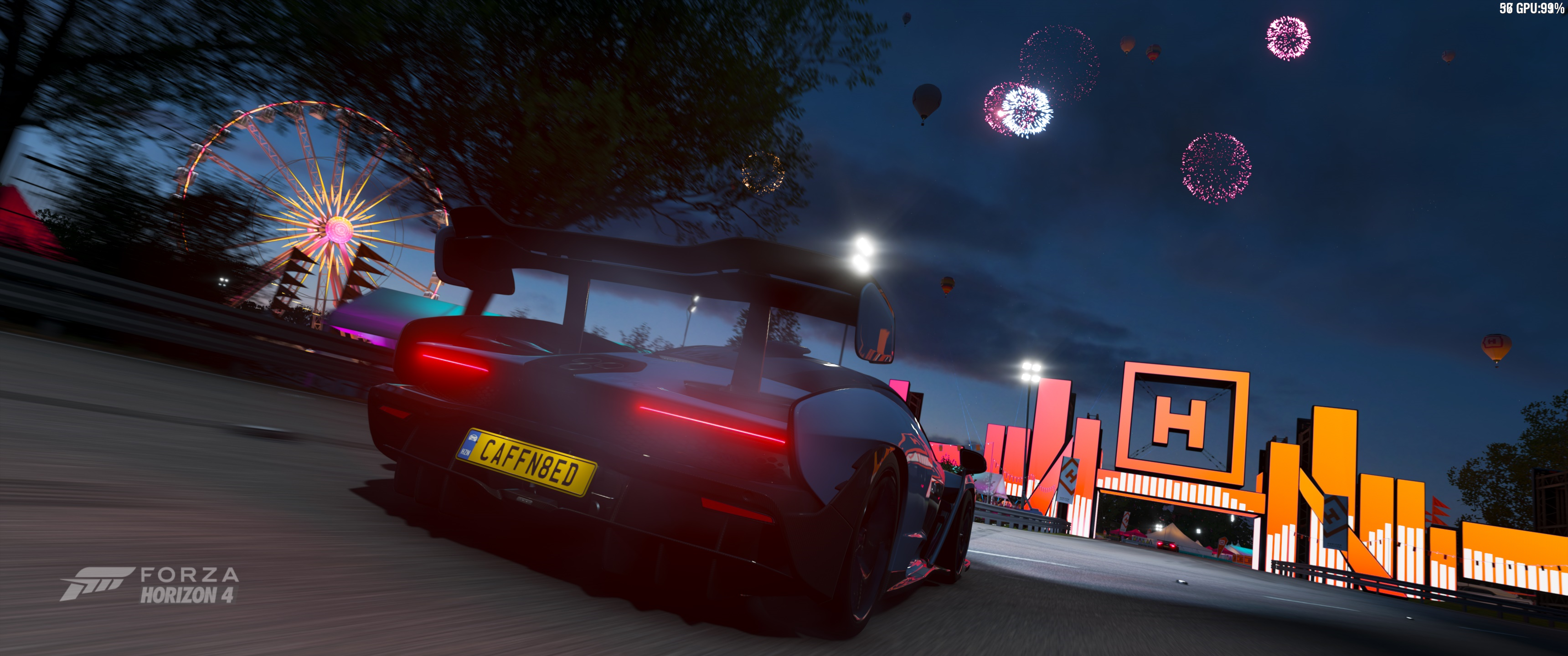 Forza Horizon 4: I Spent Over Four Hours Driving in the Demo