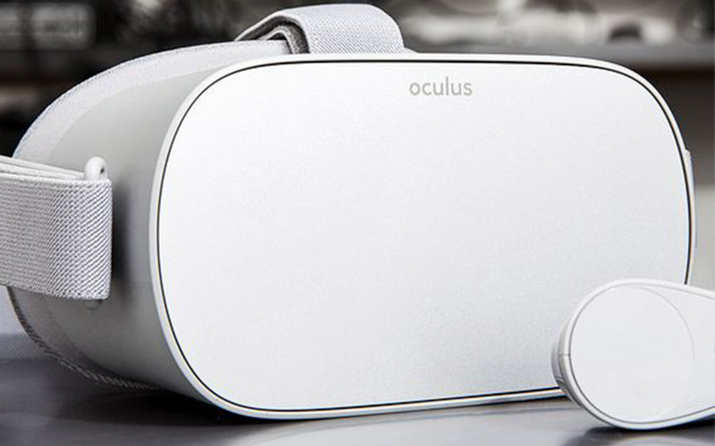 Riding the Gaming Experience with Oculus Go VR