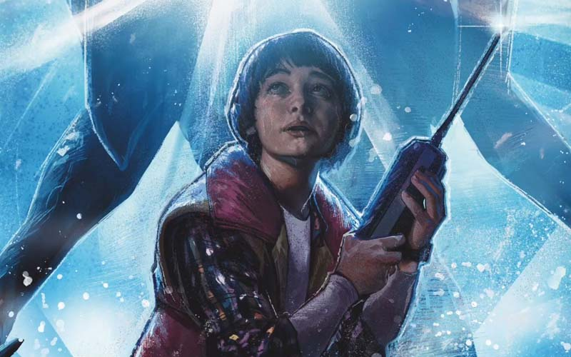 IDW Shows Will's Adventures in the Upside Down