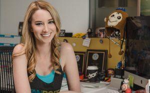 Emma Loggins of FanBolt