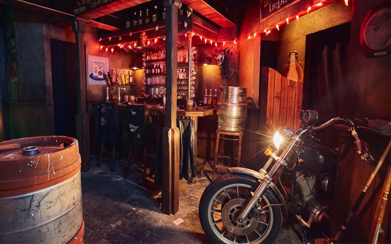 First Look at Halloween Horror Nights' Slaughter Sinema