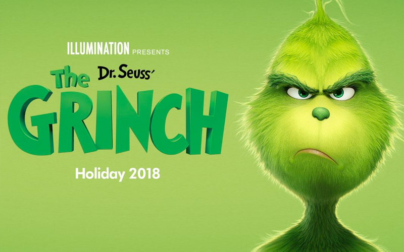 'The Grinch' Contest: Win A Swag Prize Pack!