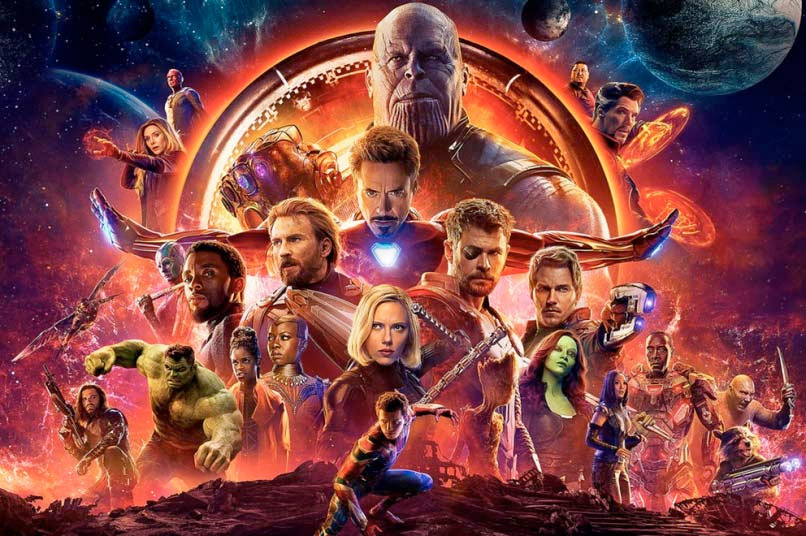 Avengers Infinity War Theory