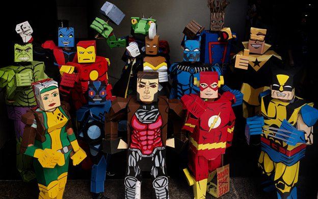Box Heroes / Credit: Stephen Larkworthy