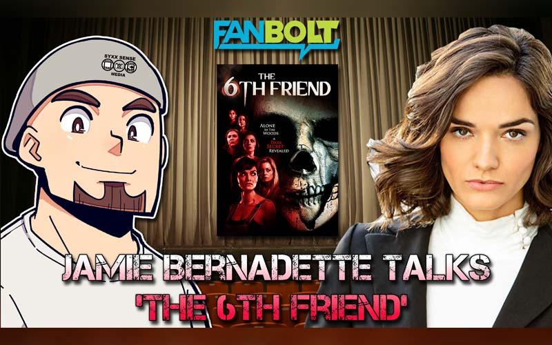 Jamie Bernadette Talks 'The 6th Friend' and 'Midnight, Texas'