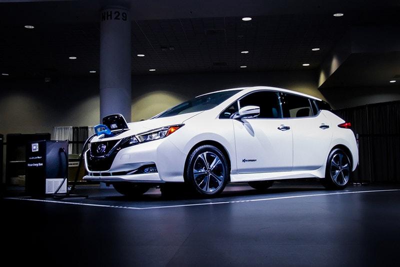 Nissan CES 2019