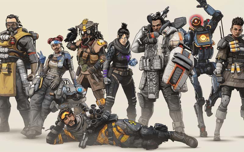 Apex Legends: The Sort of Titanfall Sequel
