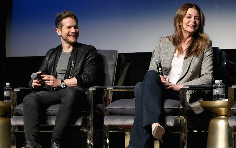 Matt Czuchry and Jane Leeves Talk 'The Resident', Filming in Atlanta, and More at SCAD aTVFest 2019