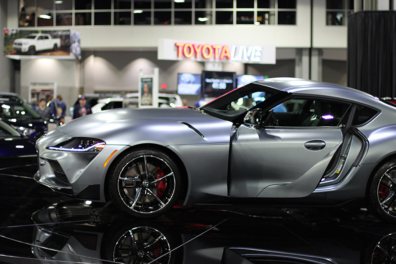 Atlanta Auto Show 2020.The 2020 Toyota Supra Makes A Geek Out Worthy Southeast Debut