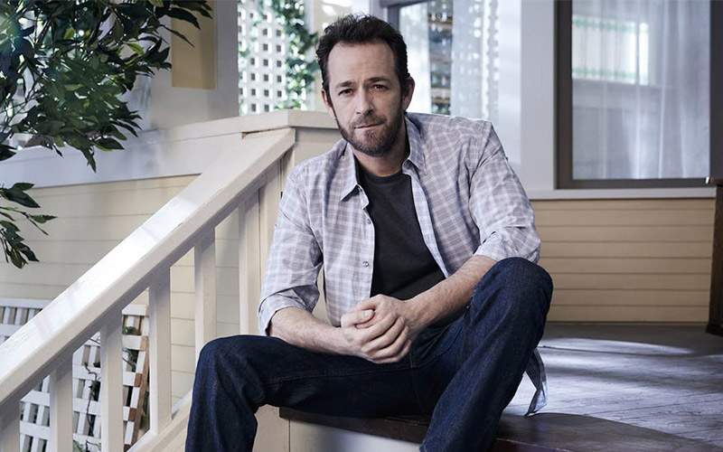 Saying Goodbye to Luke Perry